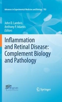 Lambris, John D. - Inflammation and Retinal Disease: Complement Biology and Pathology, e-kirja