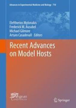 Mylonakis, Eleftherios - Recent Advances on Model Hosts, ebook