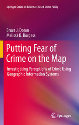 Doran, Bruce J. - Putting Fear of Crime on the Map, ebook