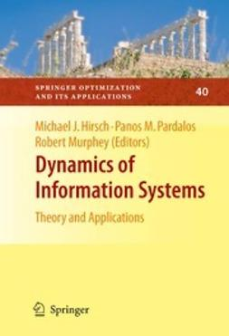 Hirsch, Michael J. - Dynamics of Information Systems, ebook