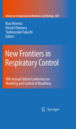 Homma, Ikuo - New Frontiers in Respiratory Control, e-bok