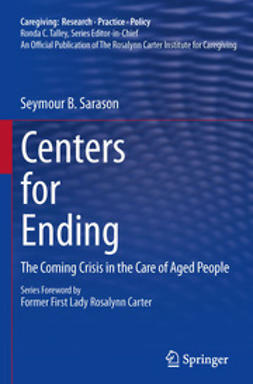 Sarason, Seymour B. - Centers for Ending, ebook