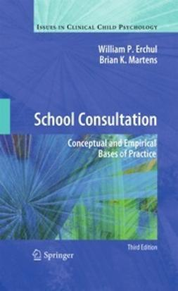 Erchul, William P. - School Consultation, ebook