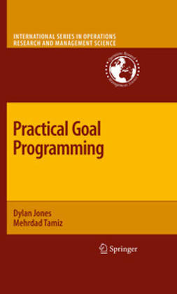 Jones, Dylan - Practical Goal Programming, ebook