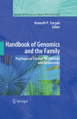 Tercyak, Kenneth P. - Handbook of Genomics and the Family, e-bok