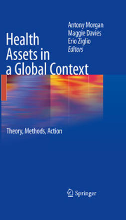 Morgan, Antony - Health Assets in a Global Context, ebook