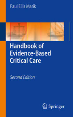 Marik, Paul Ellis - Handbook of Evidence-Based Critical Care, ebook