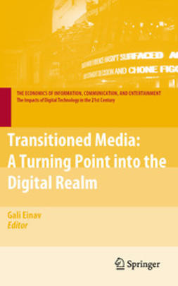 Einav, Gali - Transitioned Media, e-bok