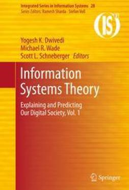 Dwivedi, Yogesh K. - Information Systems Theory, ebook