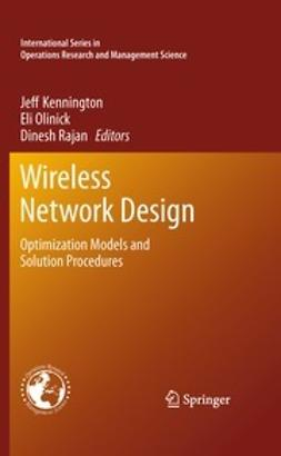 Kennington, Jeff - Wireless Network Design, ebook