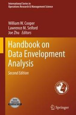 Cooper, William W. - Handbook on Data Envelopment Analysis, e-bok