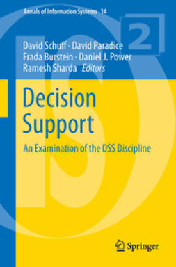 Schuff, David - Decision Support, ebook