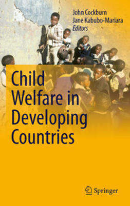 Cockburn, John - Child Welfare in Developing Countries, ebook