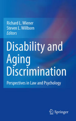 Wiener, Richard L. - Disability and Aging Discrimination, ebook