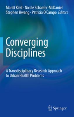 Kirst, Maritt - Converging Disciplines, ebook