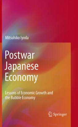 Iyoda, Mitsuhiko - Postwar Japanese Economy, ebook