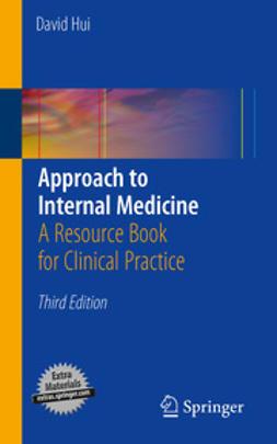 Hui, David - Approach to Internal Medicine, e-kirja