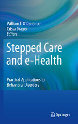 Draper, Crissa - Stepped Care and e-Health, ebook