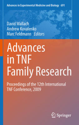 Wallach, David - Advances in TNF Family Research, e-bok