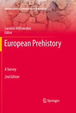 Milisauskas, Sarunas - European Prehistory, ebook