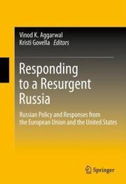 Aggarwal, Vinod K. - Responding to a Resurgent Russia, ebook
