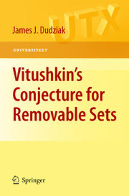 Vitushkin's Conjecture for Removable Sets