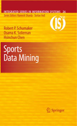 Schumaker, Robert P. - Sports Data Mining, ebook