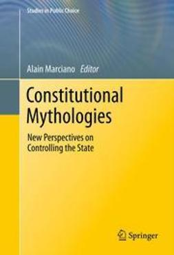 Marciano, Alain - Constitutional Mythologies, ebook