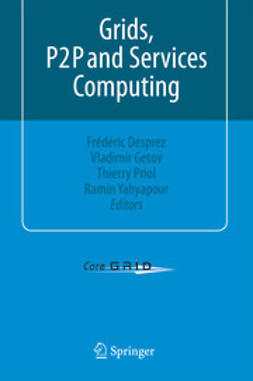 Desprez, Frédéric - Grids, P2P and Services Computing, e-kirja