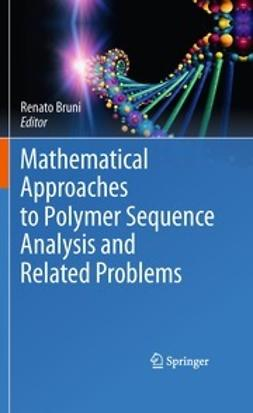 Bruni, Renato - Mathematical Approaches to Polymer Sequence Analysis and Related Problems, ebook