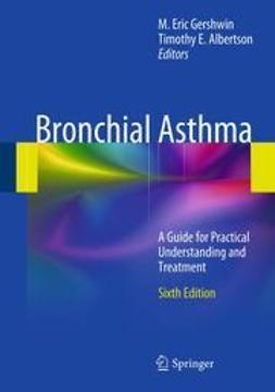 Gershwin, M. Eric - Bronchial Asthma, ebook
