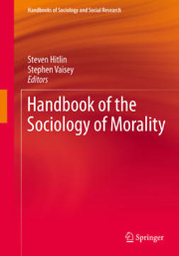 Hitlin, Steven - Handbook of the Sociology of Morality, e-kirja