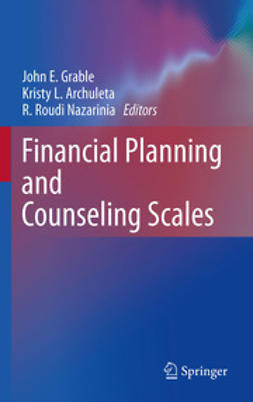 Grable, John E. - Financial Planning and Counseling Scales, ebook