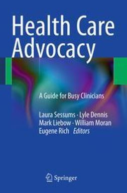 Sessums, Laura - Health Care Advocacy, ebook
