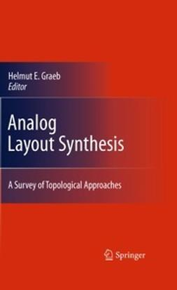 Graeb, Helmut E. - Analog Layout Synthesis, ebook