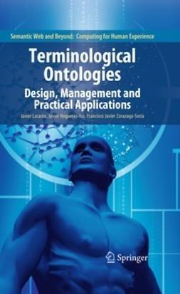 Lacasta, Javier - Terminological Ontologies, ebook