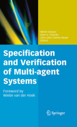 Dastani, Mehdi - Specification and Verification of Multi-agent Systems, ebook