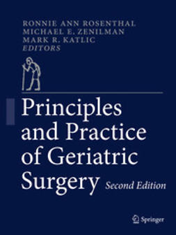Rosenthal, Ronnie Ann - Principles and Practice of Geriatric Surgery, e-bok