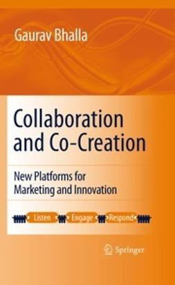 Bhalla, Gaurav - Collaboration and Co-creation, ebook
