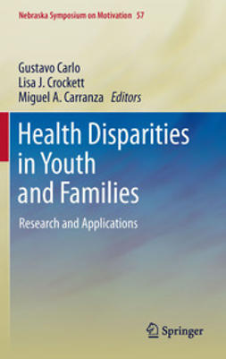 Carlo, Gustavo - Health Disparities in Youth and Families, ebook
