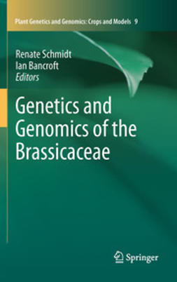 Schmidt, Renate - Genetics and Genomics of the Brassicaceae, ebook