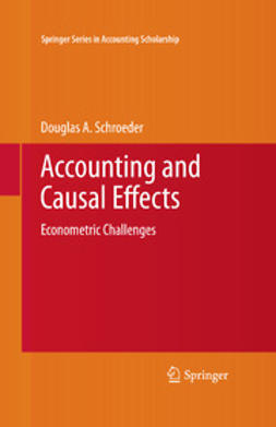 Schroeder, Douglas A. - Accounting and Causal Effects, ebook