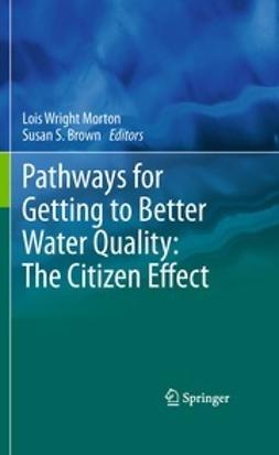 Morton, Lois Wright - Pathways for Getting to Better Water Quality: The Citizen Effect, ebook