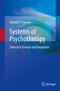 Fromme, Donald K. - Systems of Psychotherapy, ebook