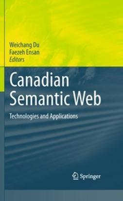 Du, Weichang - Canadian Semantic Web, ebook