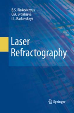 Rinkevichyus, B.S. - Laser Refractography, ebook