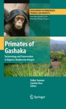 Sommer, Volker - Primates of Gashaka, ebook