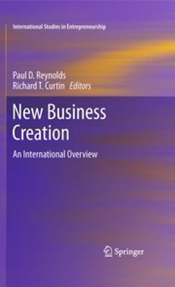 Reynolds, Paul D. - New Business Creation, ebook