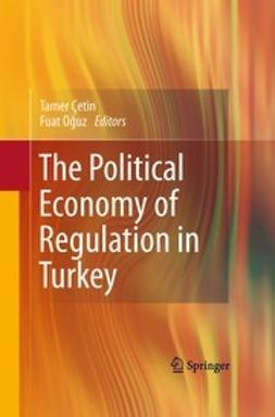 Çetin, Tamer - The Political Economy of Regulation in Turkey, ebook