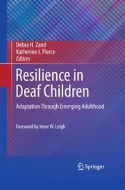 Zand, Debra H. - Resilience in Deaf Children, ebook